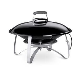 Weber Weber Fireplace Black