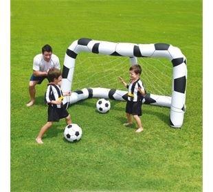 Handpumpe im Set New Sports Neopren Fußball