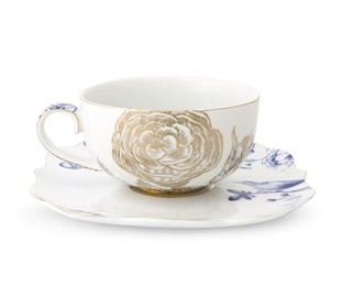 Pip Studio Cup and Saucer Royal White 225ml