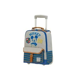 Disney by Samsonite STYLIES SCHOOL TROLLEY DISNEY MICKEY COLLEGE