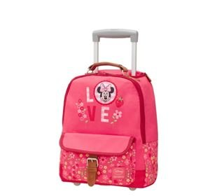 Disney by Samsonite STYLIES SCHOOL TROLLEY DISNEY MINNIE BLOSSOMS