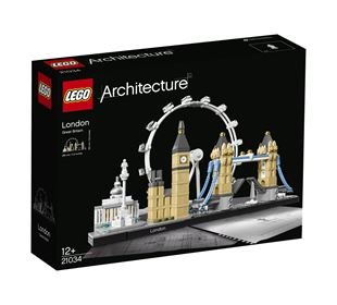 LEGO® LEGO® Architecture 21034 London, 468 Teile