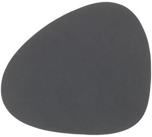 LINDDNA Glass Mat Curve Nupo Anthracite