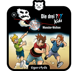tigerbox tigercard - ??? Kids - Monster-Wolken