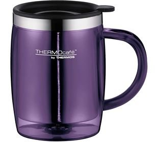 THERMOS Thermos Desktop Mug TC, purple 0,35l