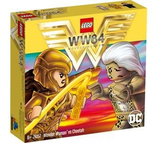 LEGO® LEGO® DC Universe Super Heroes 76157 Wonder Woman