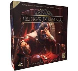 The Kings Dilemma Nominiert zum Kennerspiel des Ja